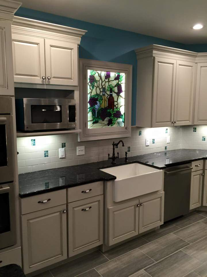 The right wood for your custom cabinets carson richard for Custom wood cabinets