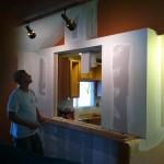 Haddam Kitchen (During)