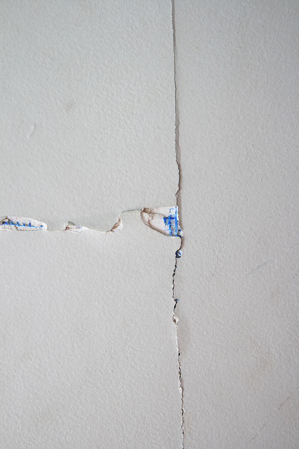 how to fix drywall screw pops