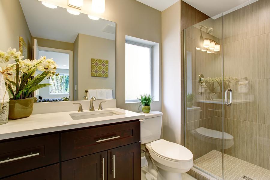 Small Bathroom Addition is a bathroom addition worth the cost? - carson richard kitchen & bath